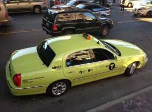 NYC's New Green Taxis: What You Should Know – Two Guys Limo